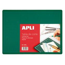 APLI - Cutting Mat - 2mm - PVC - A4 - 22x30cm