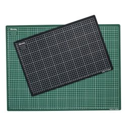 JPC - Cutting Mat - A2 - 45x60cm (2 Faces Quadrillées)