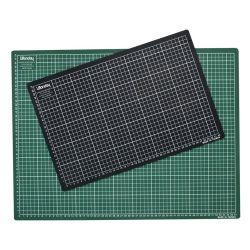 JPC - Tapis de Découpe - A2 - 45x60cm (2 Faces Quadrillées)