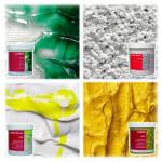 Acrylic Modeling Pastes