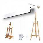 Easels & Hanging Systems