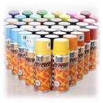 Sprays Paint